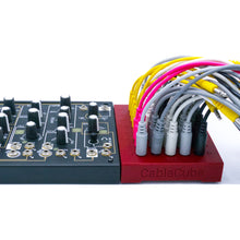 Load image into Gallery viewer, CableCube - Eurorack Cable Organizer