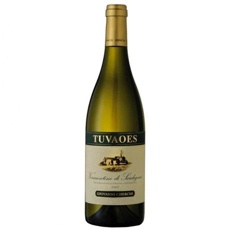 TUVAOES Vermentino 75cl