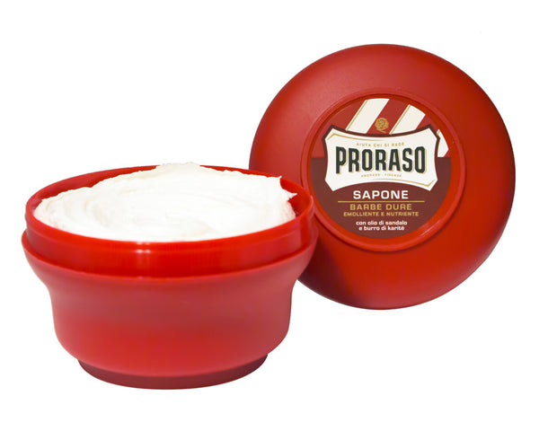 Proraso Nourish Shaving Cream Jar, Sandalwood