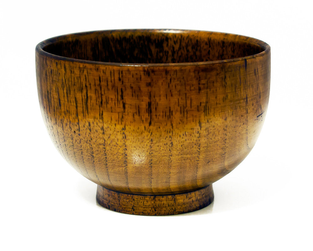 Groomistry Wooden Shaving Bowl