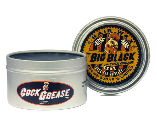 Cock Grease Big Black Hair Wax