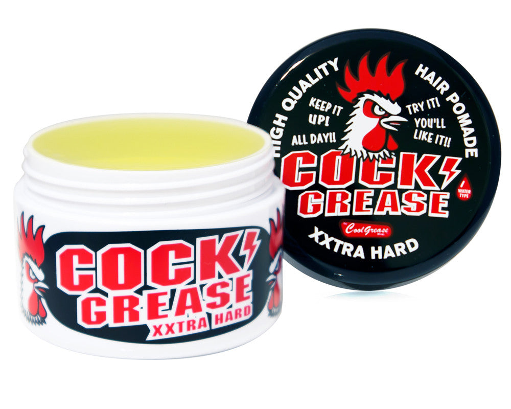 Cool Grease Cock Grease Pomade Japan