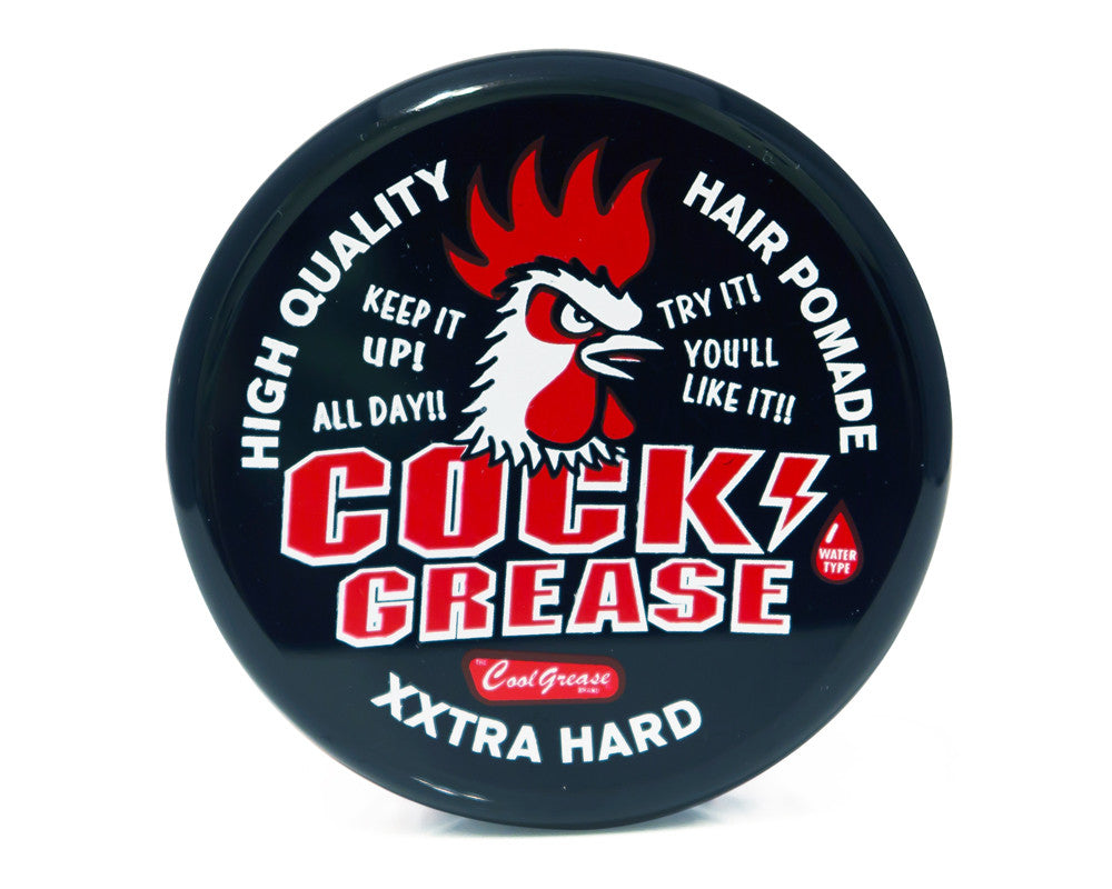 Cool Grease Cock Grease Pomade