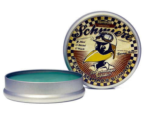 Schmiere Hard Limited Edition Pomade, Garage Grease