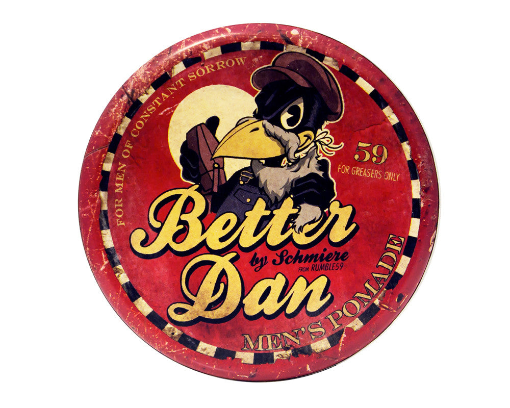 Schmiere Better Dan Limited Edition Pomade