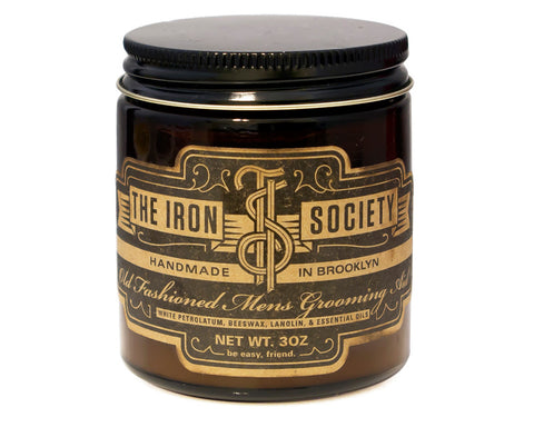The Iron Society Handmade Pomade