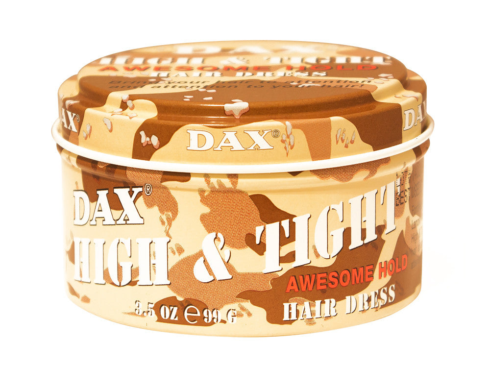 Dax High & Tight Awesome Hold Hair Dress