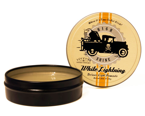 Lucky 13 White Lightning Deluxe Light Pomade