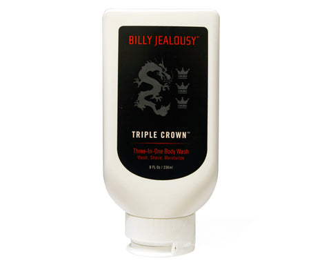 Billy Jealousy Triple Crown Body Wash