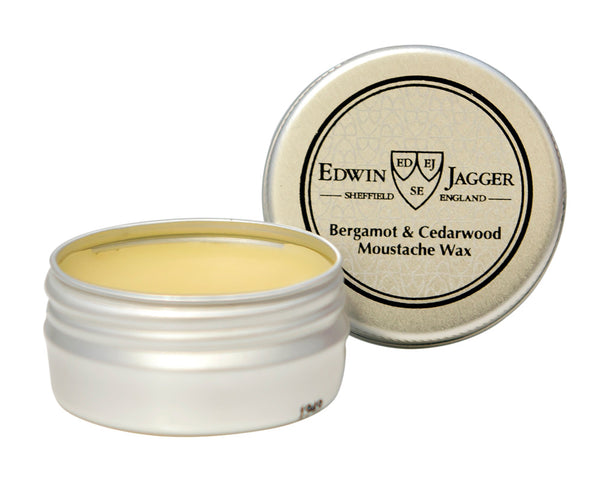 Edwin Jagger Bergamot and Cedarwood Moustache Wax