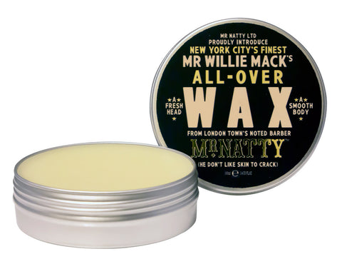 Mr Natty Mr Willie Mack's All Over Wax