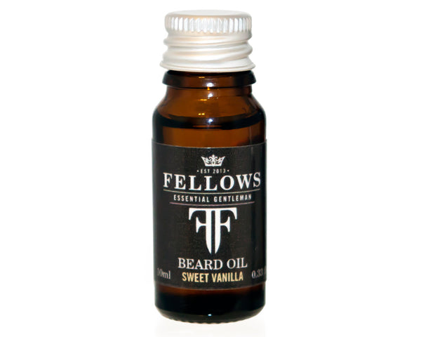 Fellows Sweet Vanilla Beard Oil