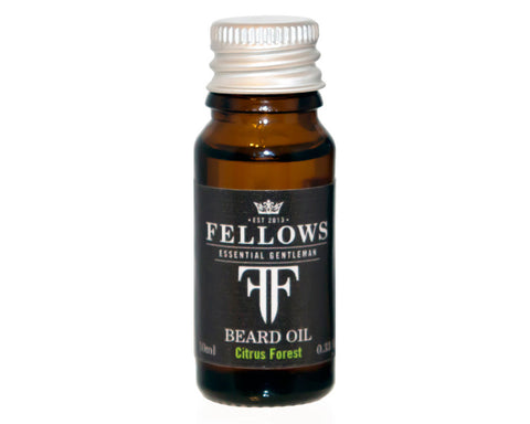 Fellows Citrus Forest Beard Oil