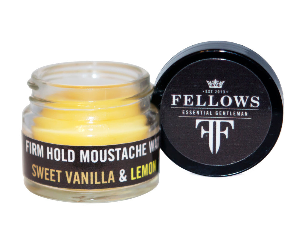 Fellows Sweet Vanilla & Lemon Moustache Wax