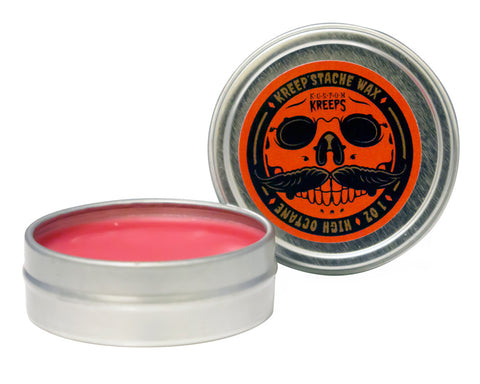Kustom Kreeps High Octane Moustache Wax