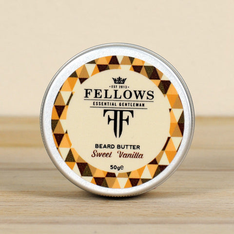 Fellows Sweet Vanilla Beard Butter