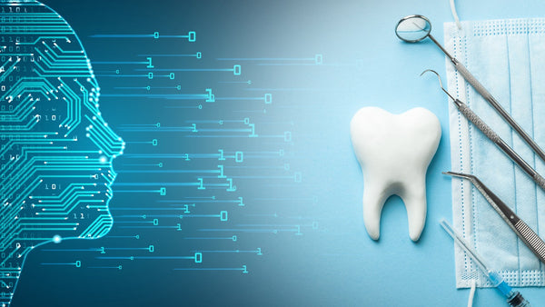 How Artificial Intelligence will Affect In dentistry!