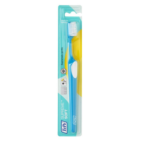 TePe Supreme Toothbrush in Blister Pack