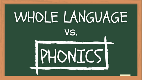 sight words vs phonics - scientifically based reading research