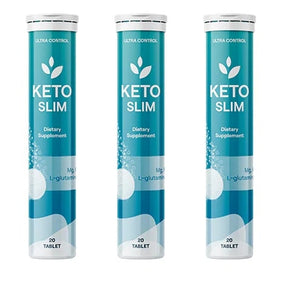 Keto Slim and Ketogenic Diet 30 Daily 60 Tablet 431433003
