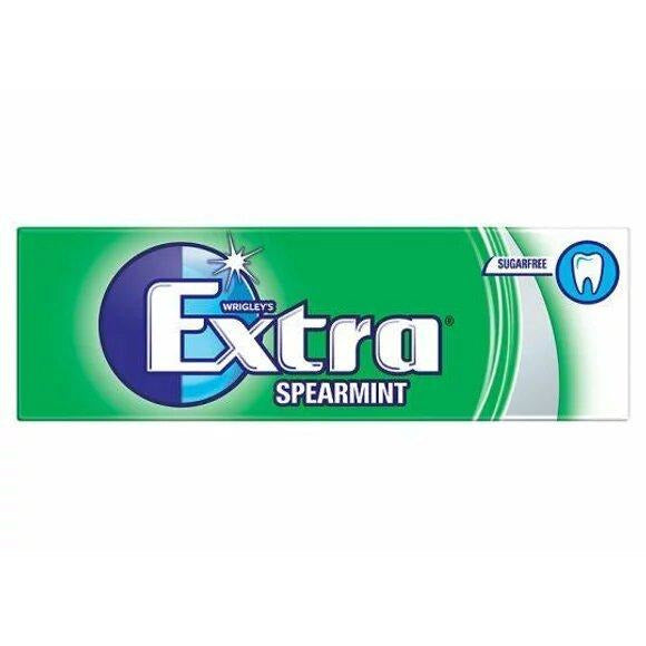 Extra Chewing Gum Spearmint