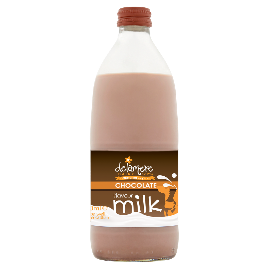 Chocolate Milkshake 500ml