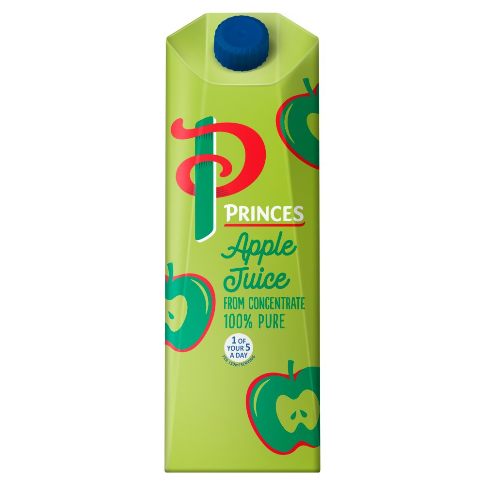 Princes Apple Juice 1 litre