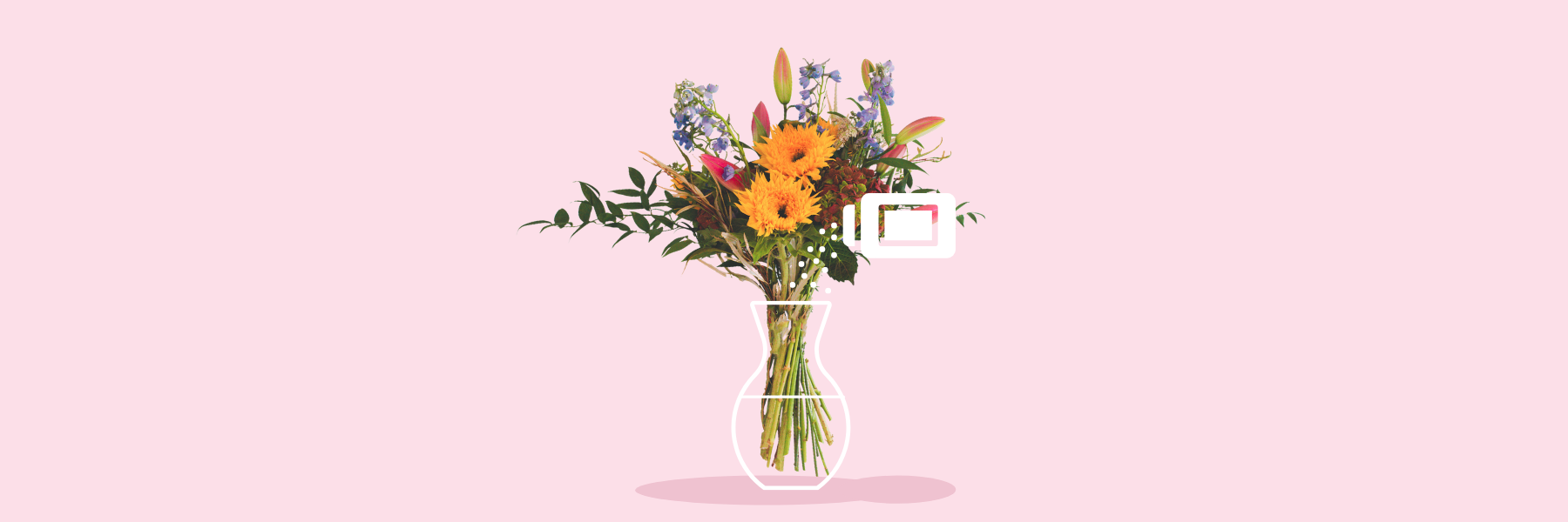 Food for flowers
