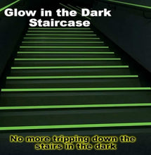 Load image into Gallery viewer, Glow in the Dark Stair Nosing