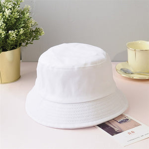 Unisex Cotton Bucket Hats - Wave Side