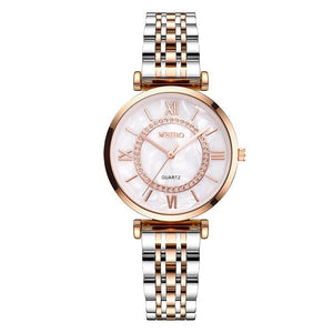 Women`s Luxury Watch - Wave Side