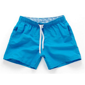Men`s Swim trunks - Wave Side