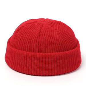 Knitted Hats - Wave Side