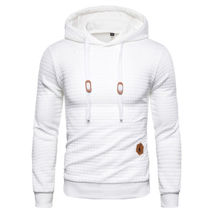 Men`s Casual Hoodie - Wave Side