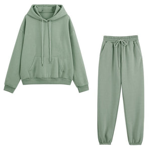 Women`s Tracksuit - Wave Side