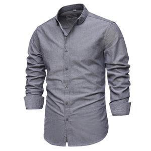 Men`s social shirt - Wave Side
