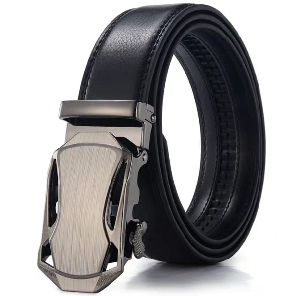 Automatic buckle belt - Wave Side