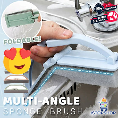 MULTI-ANGLE CLEANING BRUSH (Buy 1 Take 1) - 1StopShop