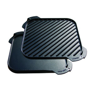 "Lodge Logic 10.5"" Grill/Griddle"