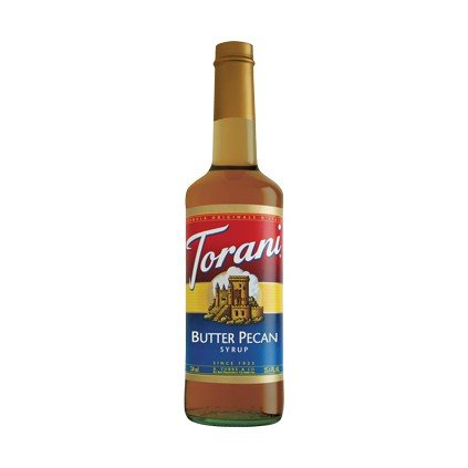 Torani Butter Pecan Syrup 25 Ounces
