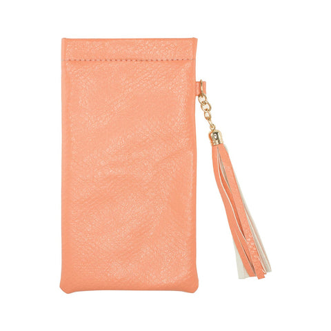 Sunglasses and Coin Case - Pink