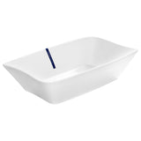 Scarlett Large Serving Bowl/Baking Dish - LARDER Homewares White Crockery