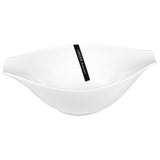 Nest Oval Serving Bowl - LARDER Homewares White Crockery