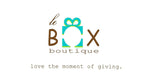 Le Box Boutique - Love The Moment of Giving