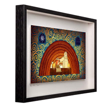 Load image into Gallery viewer, Aidan Teaches Brendan - Limited Edition Signed Print - Framed