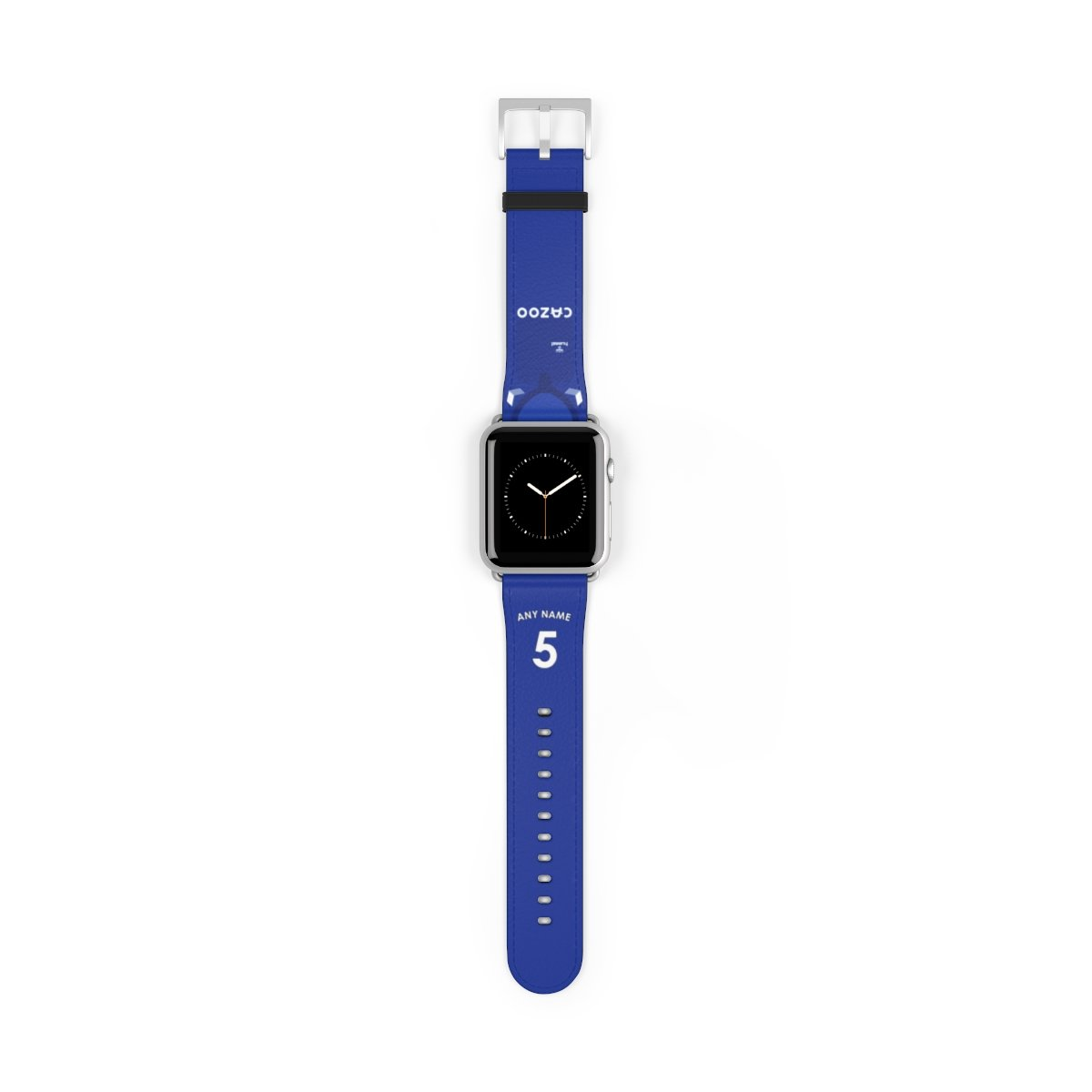 Personalised 2020/2021 Everton Home Kit Style Replacement iWatch Band