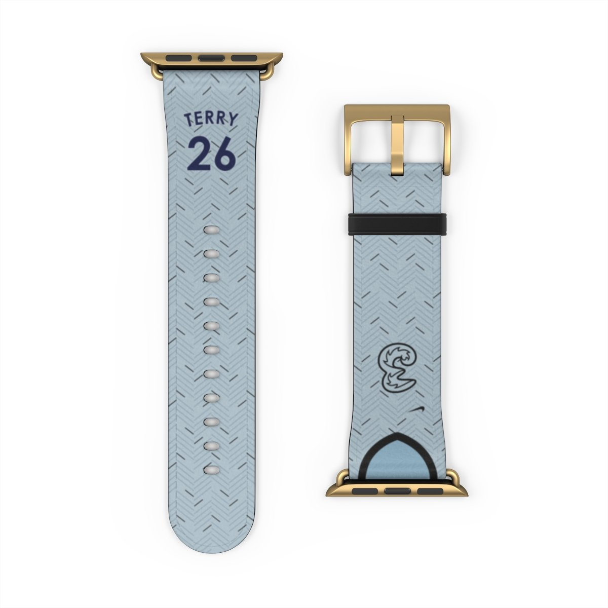 Personalised 2020/2021 Chelsea Away Kit Style Replacement iWatch Band