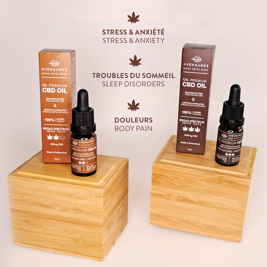 Premium CBD OIL -  ABONNEMENT