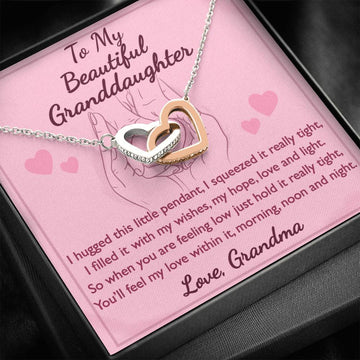 Gift to My Beautiful Granddaughter