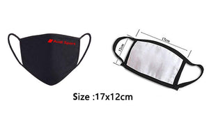 Audi Sport Reusable Face Mask